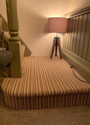 Stripes, Coventry carpet