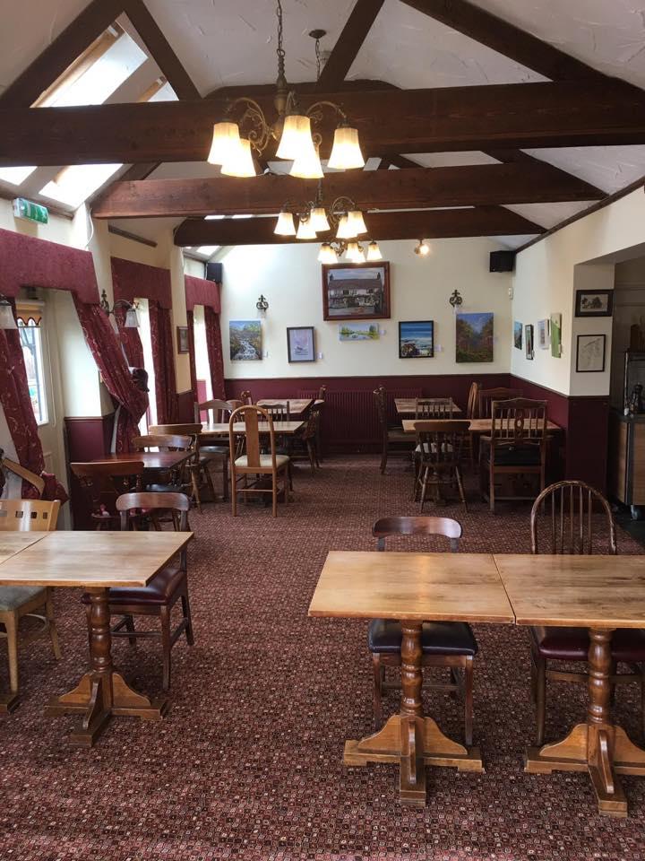 Pub flooring
